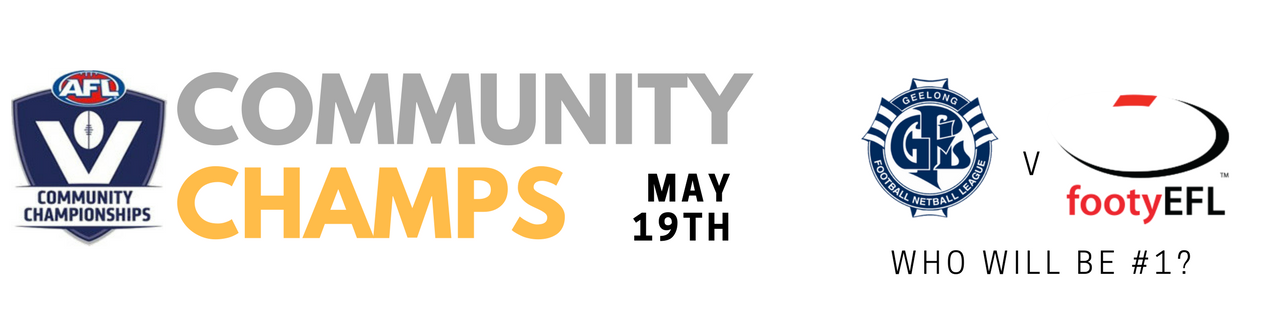 Worksafe Community Championships May 19th
